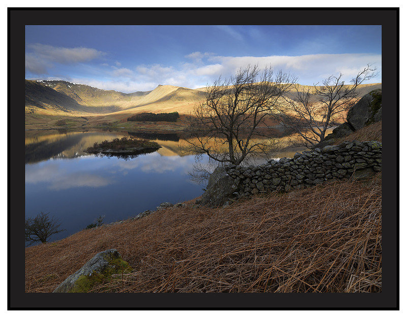 March 2009-Riggindale North Eastern Cumbrian Fells Cumbria England.