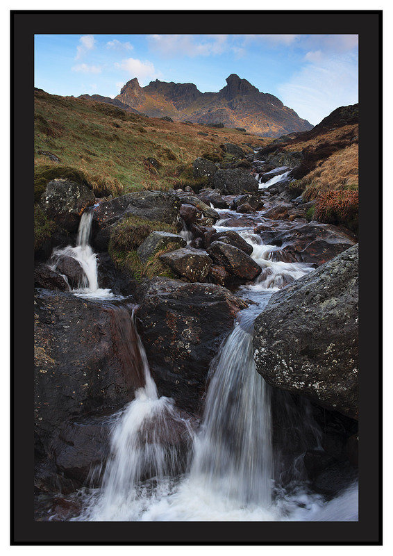 April 2008-The Cobbler (Ben Arthur) Southern Highlands Argyll Scotland.