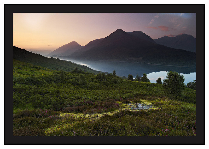 July 2008-Mam na Guailain South West Highlands Lochaber Scotland.