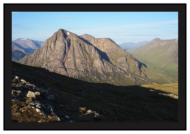June 2008-Beinn a'Chrulaiste Glencoe South West Highlands Argyll Scotland.
