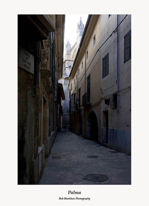 Palma-the old town