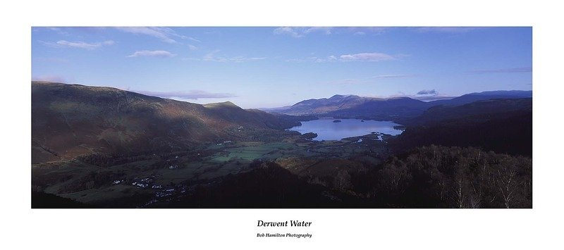 Derwent Water from Kings How
