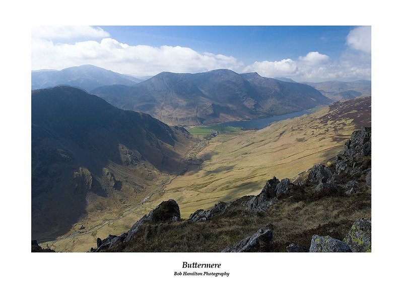 Buttermere from Dale Head
