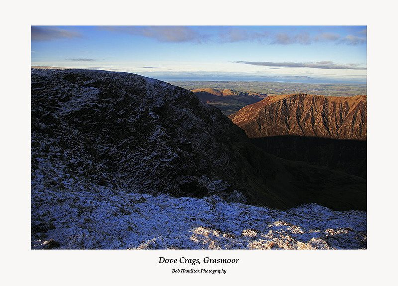Dove Crags Grasmoor