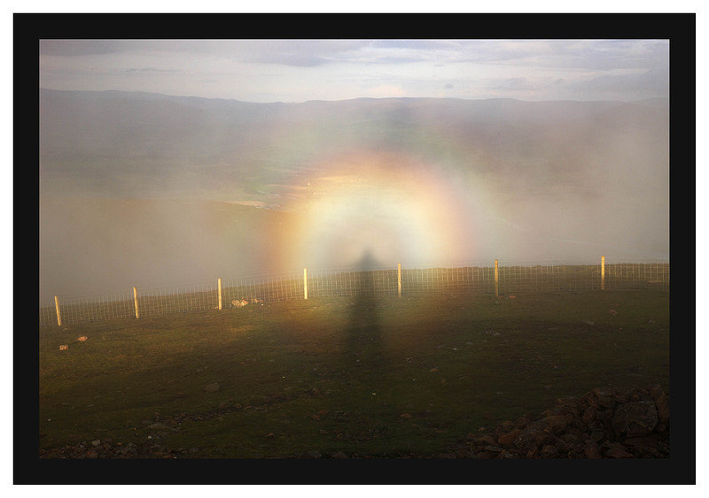 46E4830 Brocken Spectre on Tinto