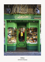 Palma-delicatessen shop front on Sant Miquel