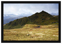 46E7055 Meall Garbh from Meall nan Tarmachan