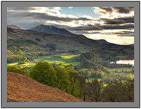 A08056 Daybreak on Killin and the Ben Lawers Massif