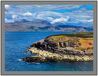 A8546 Lower Diabaig across Loch Torridon