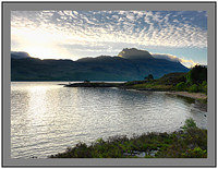 A8789 Daybreak on Slioch