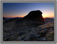 A 2757 Sunrise on The Cobbler