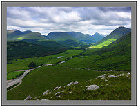 A 4956 Glen Etive from Ben Starav