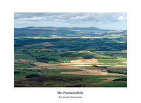 DSC3094 The Pentland Hills from Tinto Hill