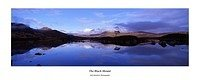 The Black Mount Rannoch Moor