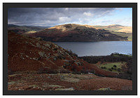 46E0645 Ullswater and Gowbarrow Fell from High Knott