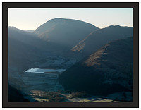 A 00155 Red Screes over Brothers Water