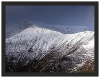 A 01127 Blencathra from Scales Fell with Sharp Edge on the far right