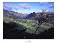 Borrowdale from Bessyboot