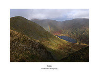 DSF1981 Ill Bell Kentmere Reservoir and Harter Fell from Yoke