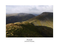 DSF2033 Stoney Cove Pike Threshthwaite Crag and Thornthwaite Beacon from Froswick