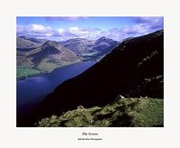 Wastwater from The Screes