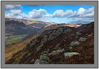 L1002115 Borrowdale from Great Crag