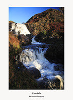 Waterfall near Easedale Tarn