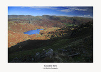 Easedale Tarn from near Blea Rigg