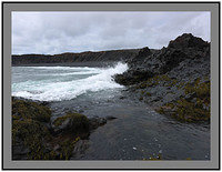 A 3664 Black beach at Dritvik
