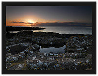 December 2008-Portencross Ayrshire coast Scotland.