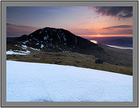 April 2009-Ben Lawers Southern Highlands Perthshire Scotland.