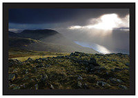 October 2008-Middle Fell South Western Cumbrian Fells Cumbria England.