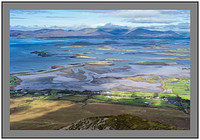 S2012439 Clew Bay and the Nephin Beg Mountains from Croagh Patrick