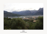 Soller taken from the Soller train