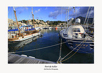 Port de Soller harbour
