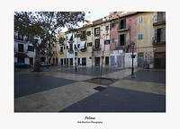 Palma-square in old town
