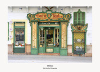 Palma-baker's shop on Placa Mercat