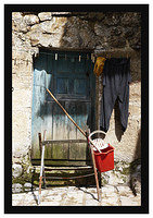 46E5617 Door and washing-Upper Bulnes