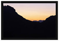 46E6348 Dawn on the Eastern Massif over Picos de Camara