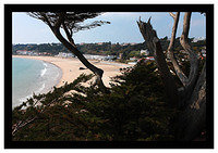 46E2237 St Brelade's Bay from Point Le Grouin