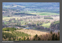 S3040322 Coulter Village and Biggar from Unthank Hill