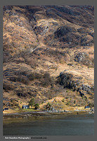 S3050026 Isolated Dwelling Loch Hourn Knoydart