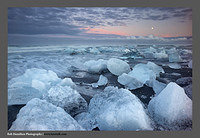 M3062704 Jokulsarlon Sunset