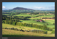 S2017905 Tinto Hill across Coulter East Mains from Knowehead Hill