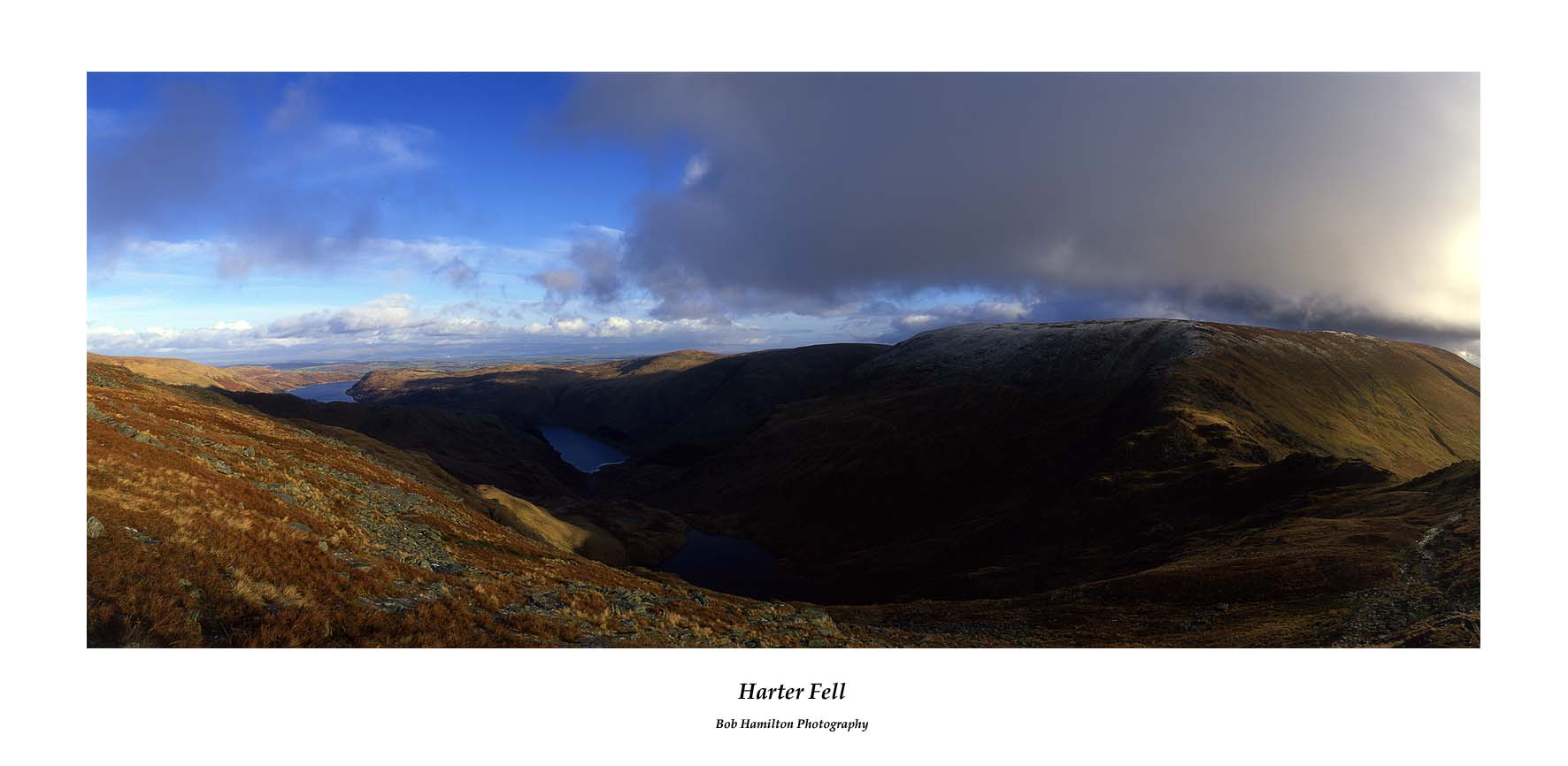 Harter Fell from Mardale Ill Bell