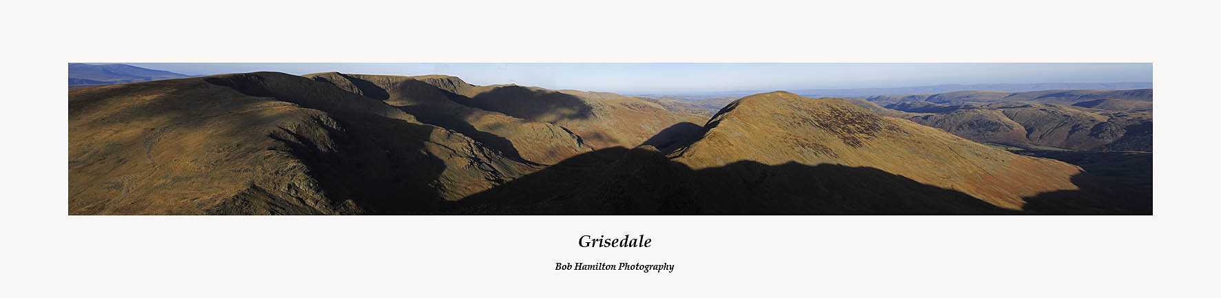 Grisedale from Fairfield