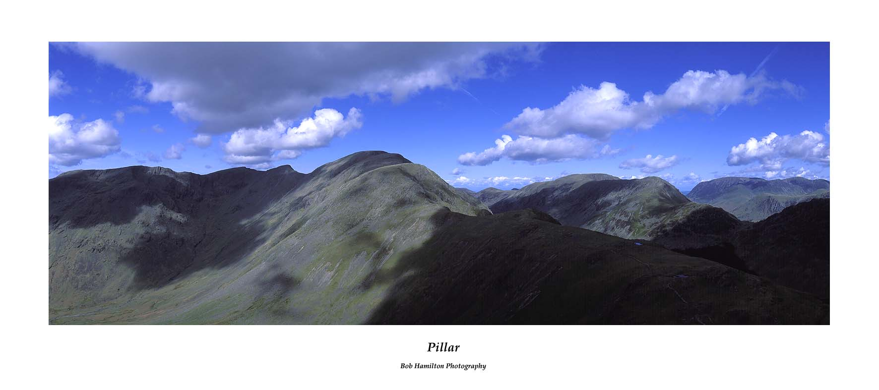Pillar from Kirk Fell