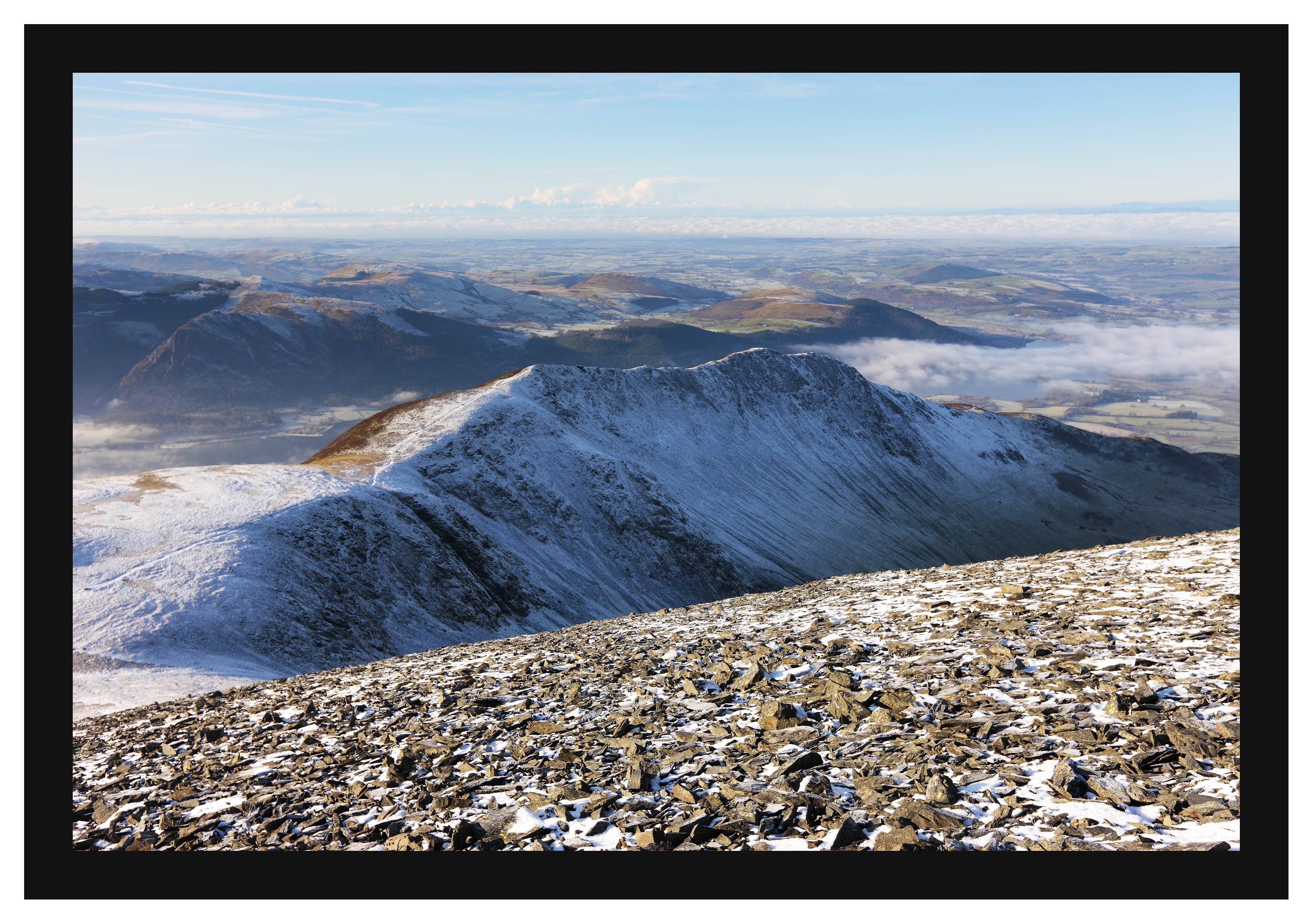 46E8020 Longside Edge from Skiddaw