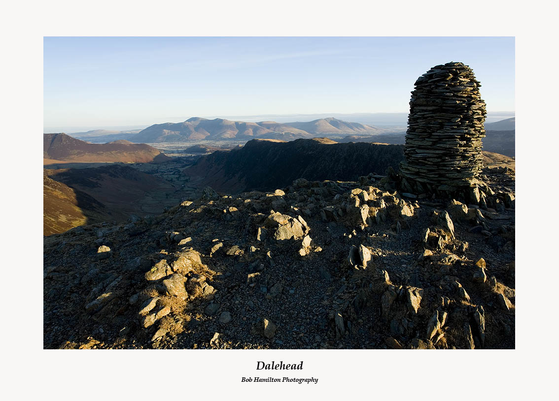 Dalehead Summit Cairn