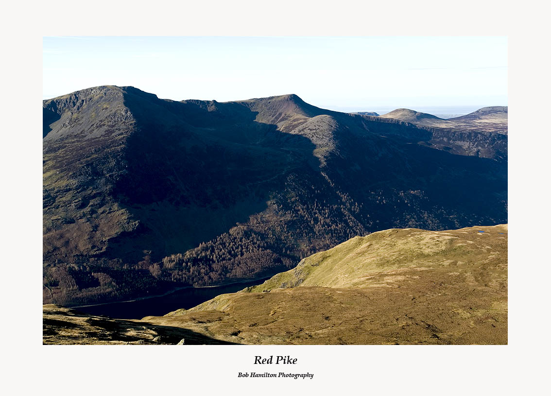 Red Pike from Robinson